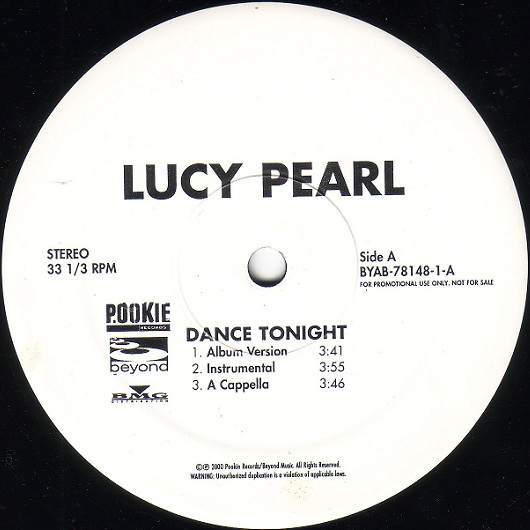 Lucy Pearl – Dance Tonight (Soulpersona Remix)