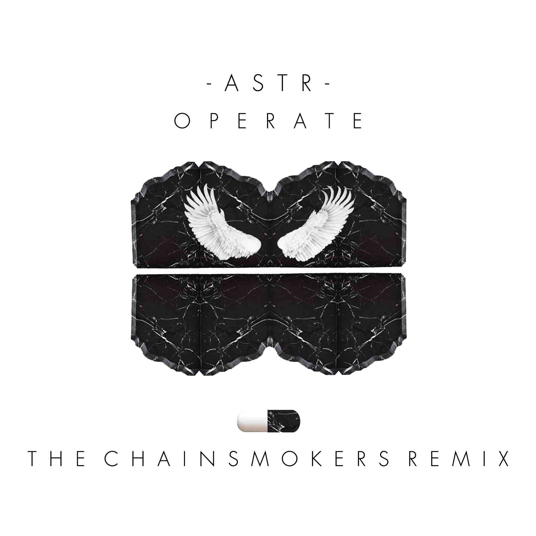 ASTR – Operate (The Chainsmokers Remix) MP3