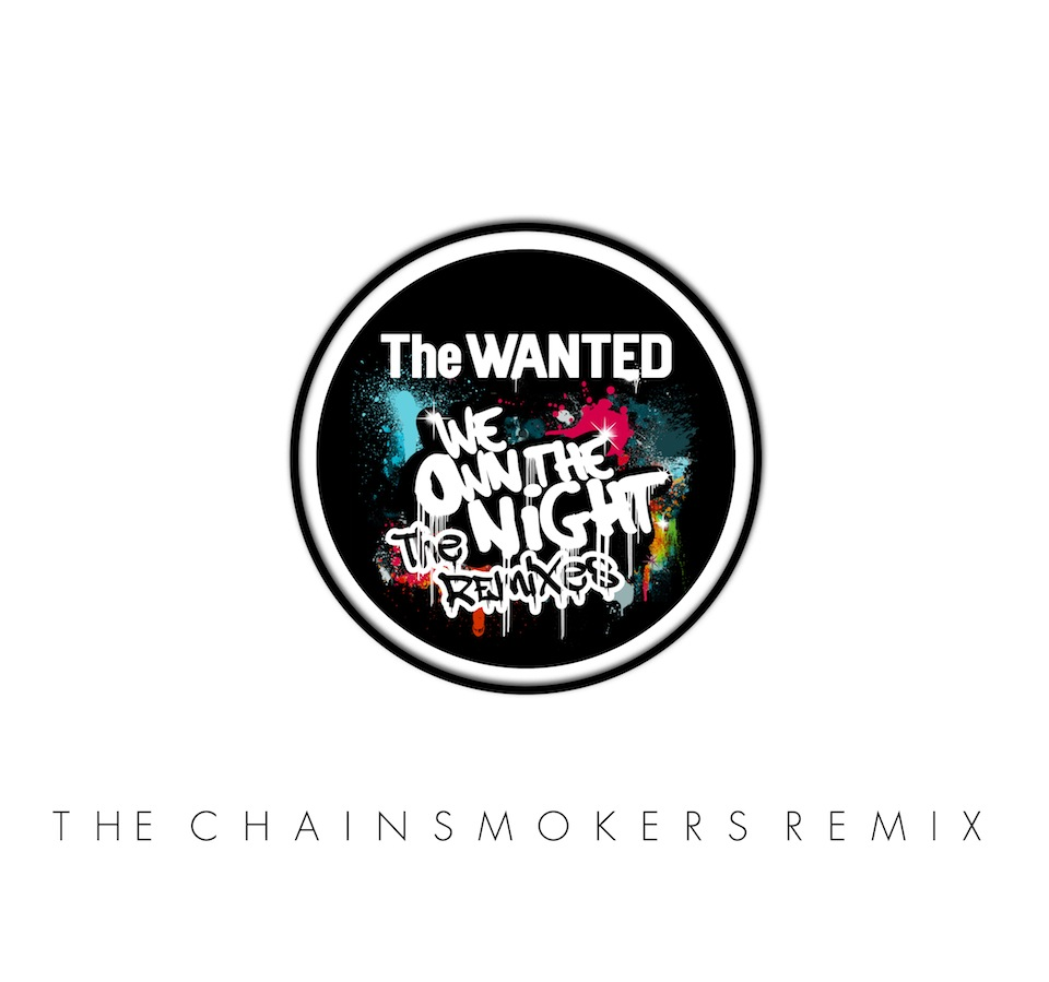 The Wanted - WOTN (The Chainsmokers Remix) Cover Art